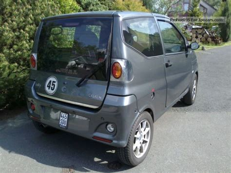 2009 casalini piaggio moped car like aixam ligier microcar