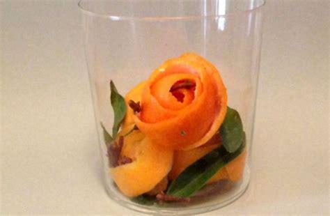fiori d arancia come fare un pot pourri invernale fiori con buccia d arancia