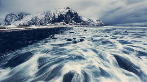 Winter at northern Norway ? Lofoten   ShockBlast
