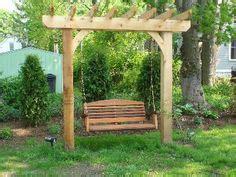garden swing arbor garden pinterest 1000 images about pergola swing on pinterest garden