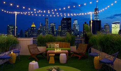 Best Roof Top Bars In Nyc by Top 5 Best Rooftop Bars In New York City