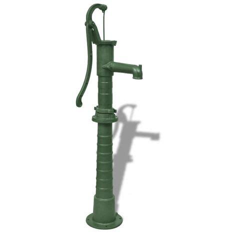 pompa per giardino pompa d acqua con supporto per giardino