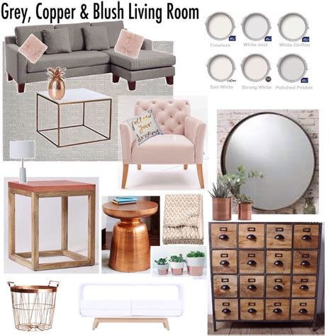 copper room decor 230 best images about future home