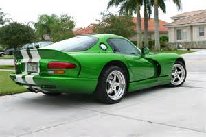 Dodge Viper Green Dodge Viper Green By Green D On Deviantart