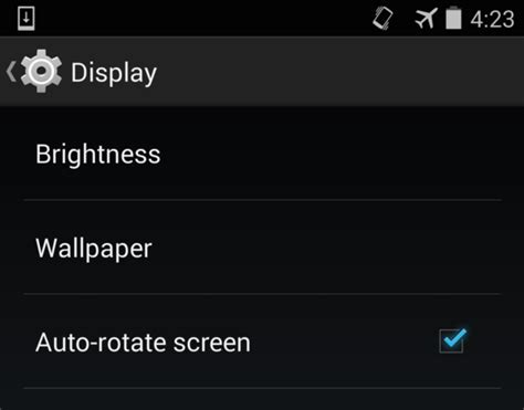 android screen rotation how to stop your android phone s screen from rotating pcworld