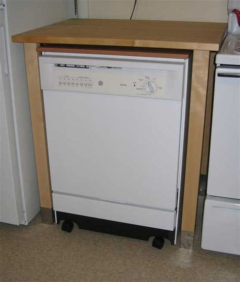 How To Build A Cabinet Around A Dishwasher by Pin By Hali On Projects