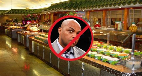 charles barkley banned from vegas all you can eat