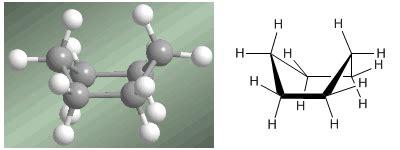 silla quimica organica conformaciones del ciclohexano