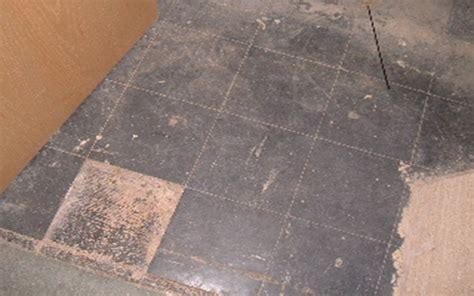 asbestos floor tiles asbestos testing floor tiles