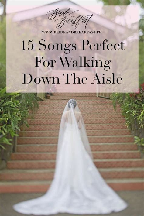 Wedding Aisle Songs by Songs For Walking The Aisle Part 2 Songs