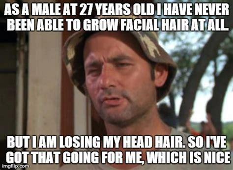 Losing Meme - hair loss memes image memes at relatably com