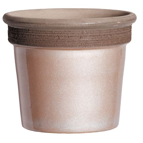 produzione vasi vaso metallizzato produzione vasi in terracotta