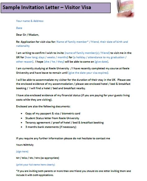 agreement letter for visa tenancy agreement letter for visa docoments ojazlink