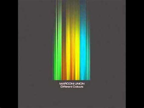 union colors marconi union time lapse different colours 2012