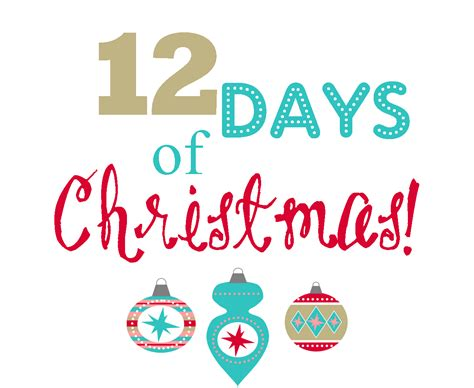 12 days of search results for 12 days of coloring pages