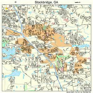 stockbridge map 1373704