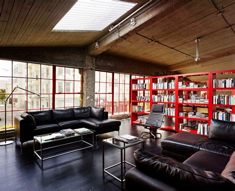 warehouse converted into fabulous home