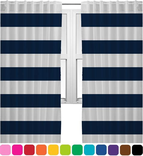 horizontal striped curtain panels horizontal stripe curtains 20 quot x63 quot panels lined 2