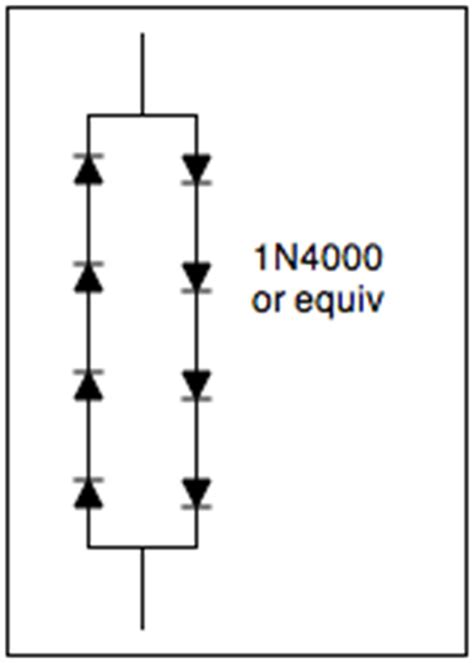 how does a bidirectional diode work usa trains speeder tips