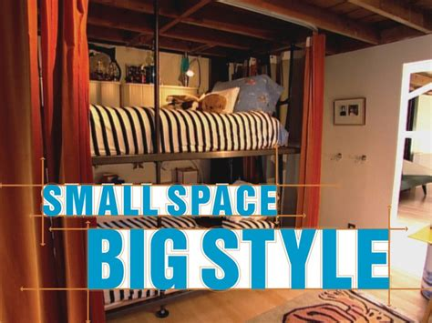 small space big style small space big style tv shows yep guilty pinterest