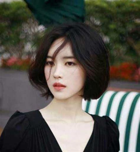 what is a chinese bob 15 asian bob haircut pics short hairstyles haircuts 2017
