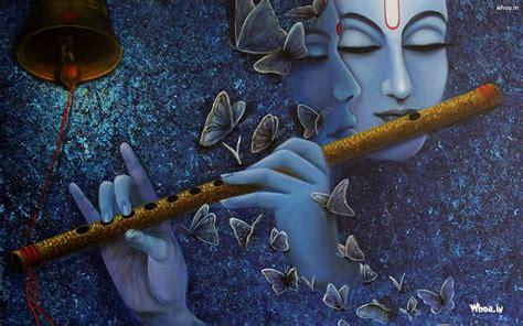 blue krishna wallpaper why is krishna blue why is krishna black the enquirer