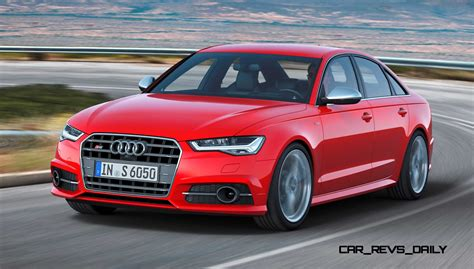 New Audi A6 2016 by Updated With 70 New Photos 2016 Audi A6 Usa Debut In La