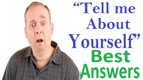 Tell Me Something About Yourself Sle Answer Mba by Tell Me About Yourself Best Answer Pictures To Pin On