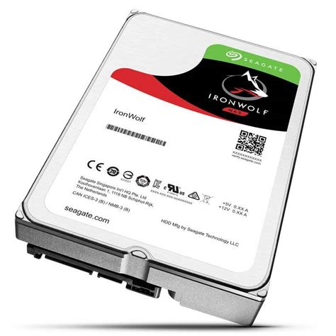 Seagate 6tb Ironwolf St6000vn0041 seagate st6000vn0041 6tb ironwolf 3 5 quot sata3 nas drive st6000vn0041 mwave au