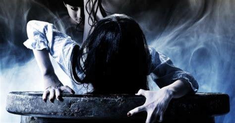 film horror giapponesi sadako vs kayako trailer e poster the ring vs the