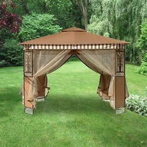 Gazebo Garden Set by Replacement Canopy And Netting Set For Target S Tivoli