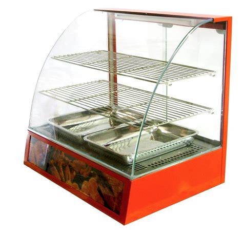 commercial countertop food warmer display