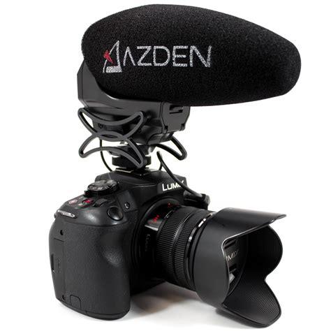smx 30 stereo mono switchable microphone azden