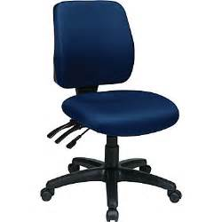 task chairs without arms office worksmart freeflex 174 fabric mid back ergonomic