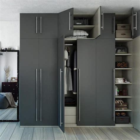 Lemari Pakaian Di Lung punya kamar sempit tapi butuh lemari berikut 7 tips memilih lemari pakaian di kamar yang kecil