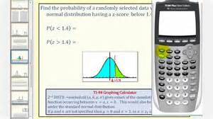 P Value Formula by Normal Distribution Find Probability Using With Z Scores