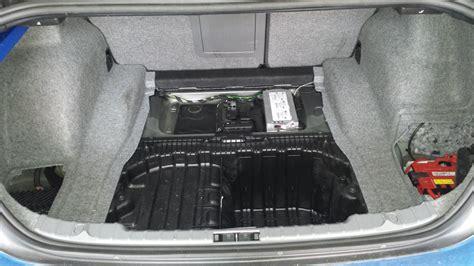 Bmw 1er Batterie Leer Kofferraum öffnen by How To Umr 252 Stung Hifi Auf Top Hifi Logic 7 Bei Bmw
