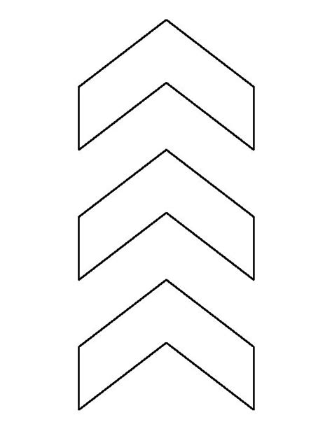 chevron template for painting 25 unique chevron printable ideas on chevron