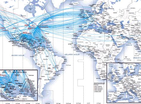 united newsroom route maps united airlines route map latin america europe west