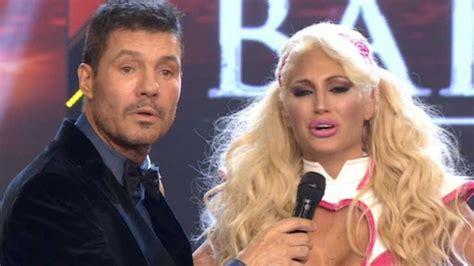 vicky xipolitakis enojada con la revista noticias por revelar su la crisis de llanto de vicky xipolitakis en el bailando