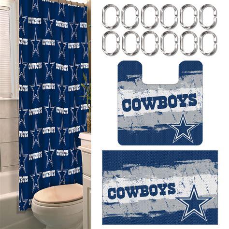 cowboys bathroom set nfl dallas cowboys bathroom set