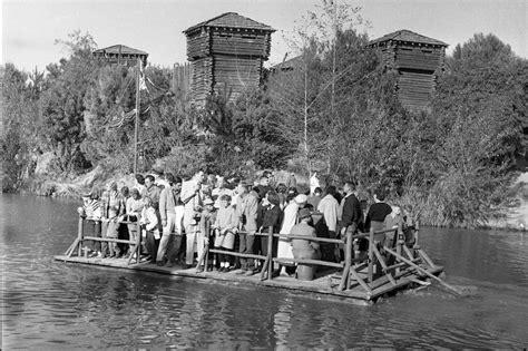 boat definition in history file raft to tom sawyer island disneyland california
