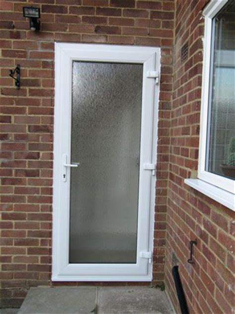 Front And Back Door Upvc Front Back Doors Southern Window Company