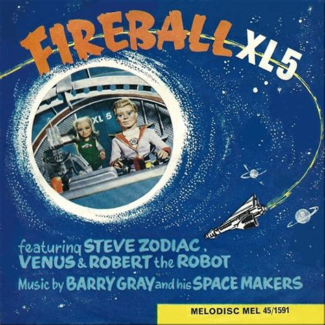 theme music fireball xl5 fireball xl5 soundtrack details soundtrackcollector com
