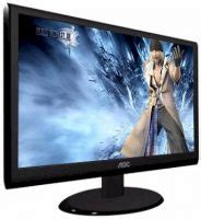 Aoc 18 5 Inch E950swn Led aoc e950swn slim screen