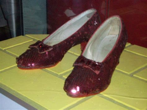 which smithsonian has ruby slippers pin by susan chauret on somewhere the rainbow