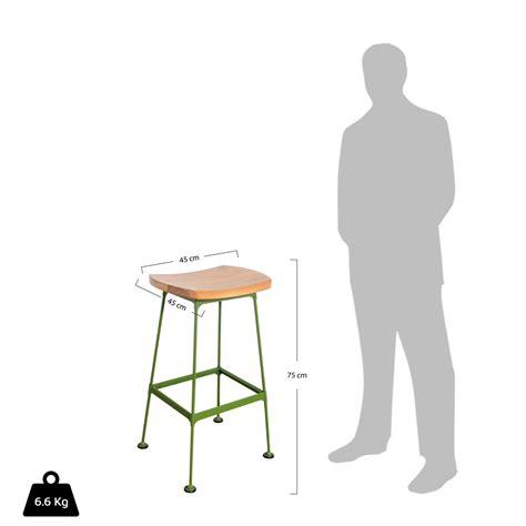 Tabouret De Bar Lounge by Tabouret M 233 Tal Et Bois Lounge Stork Drawer