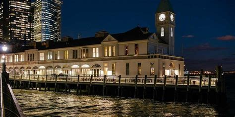 harbor house pier a harbor house venue new york ny weddingwire