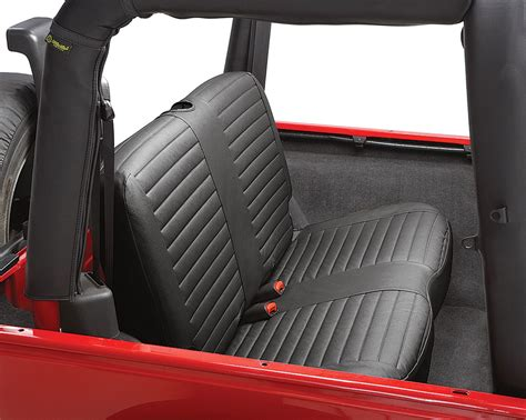 jeep upholstery 1997 2002 jeep wrangler bestop seat cover bestop 29226 15