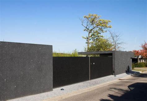 minimalist fence design latest minimalist house fence in 2014 4 home ideas